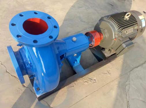 ZB型无堵塞浆泵