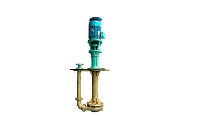 PLCF型长轴液下脱硫泵