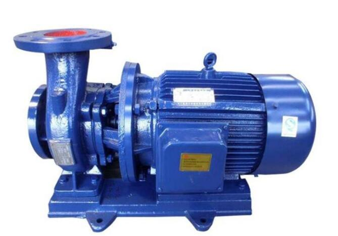 ISW直联泵